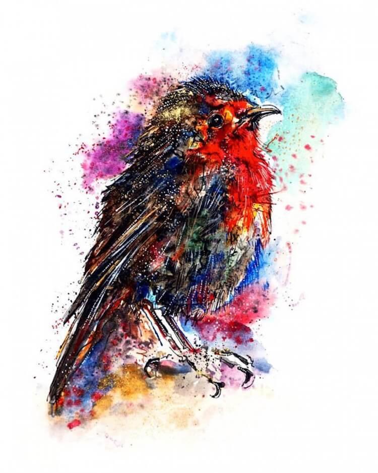 colorful animal portraits 10 (1)