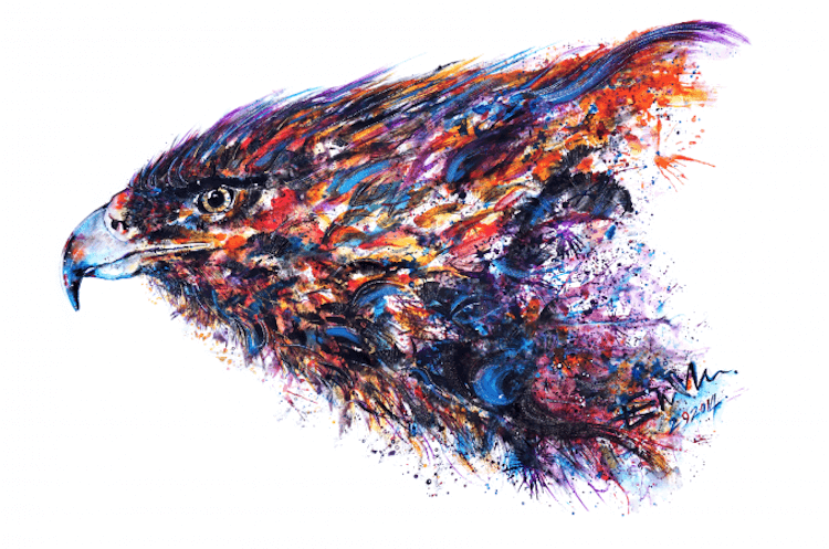 colorful animal paintings 4 (1)