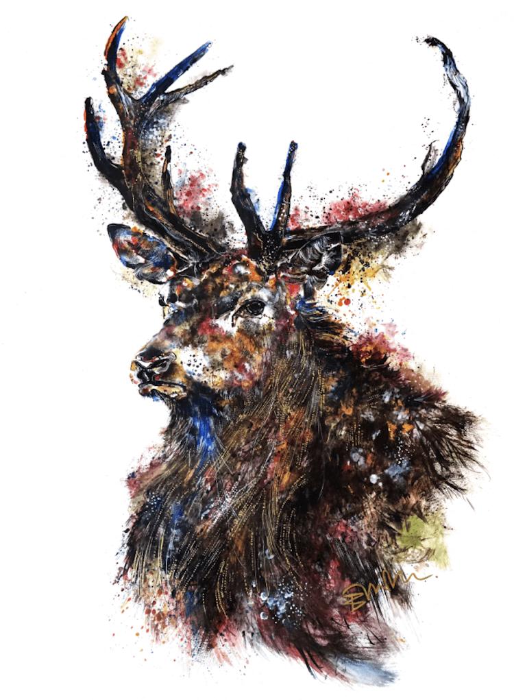 colorful animal portraits 9 (1)