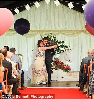down syndrome couple magical wedding 10 (1)