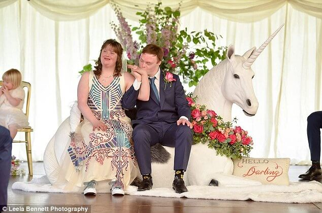 down syndrome couple magical wedding 5 (1)