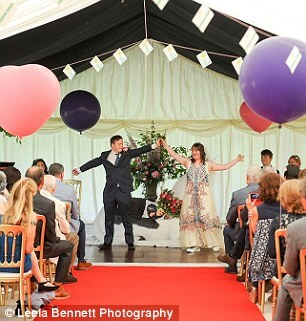down syndrome couple magical wedding 9 (1)