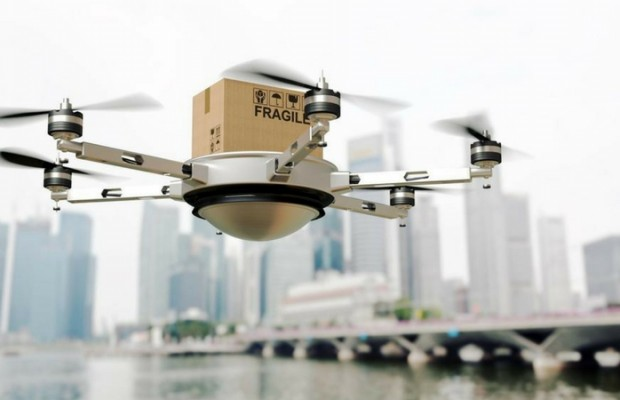 drone delivery feat