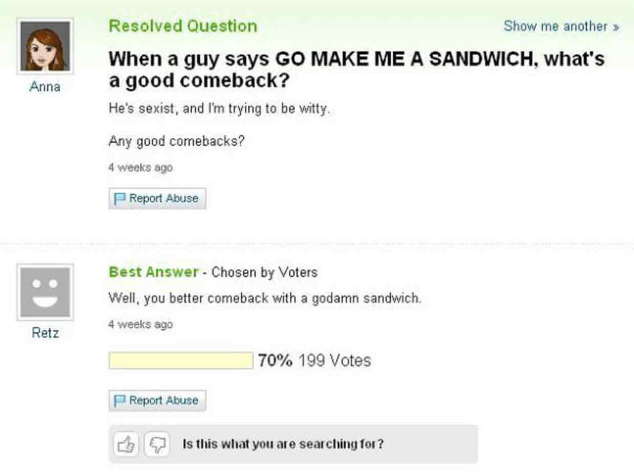 Funny Meme Comebacks : Funny comeback memes that will make you think twice