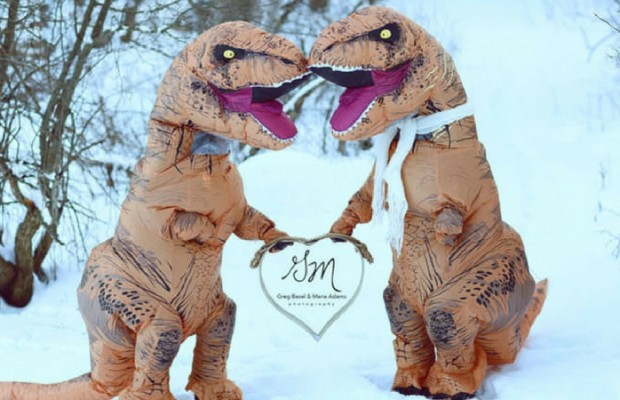 funny t rex photos feat