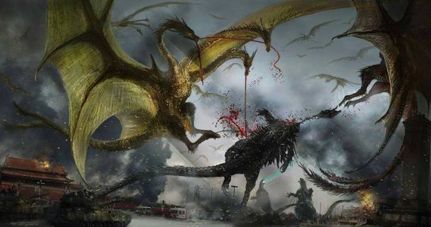 godzilla paintings 21 (1)