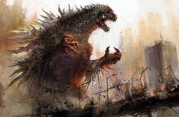 godzilla paintings 23 (1)