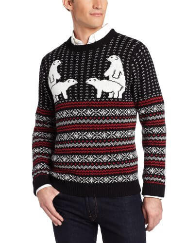 Inappropriate christmas sweaters
