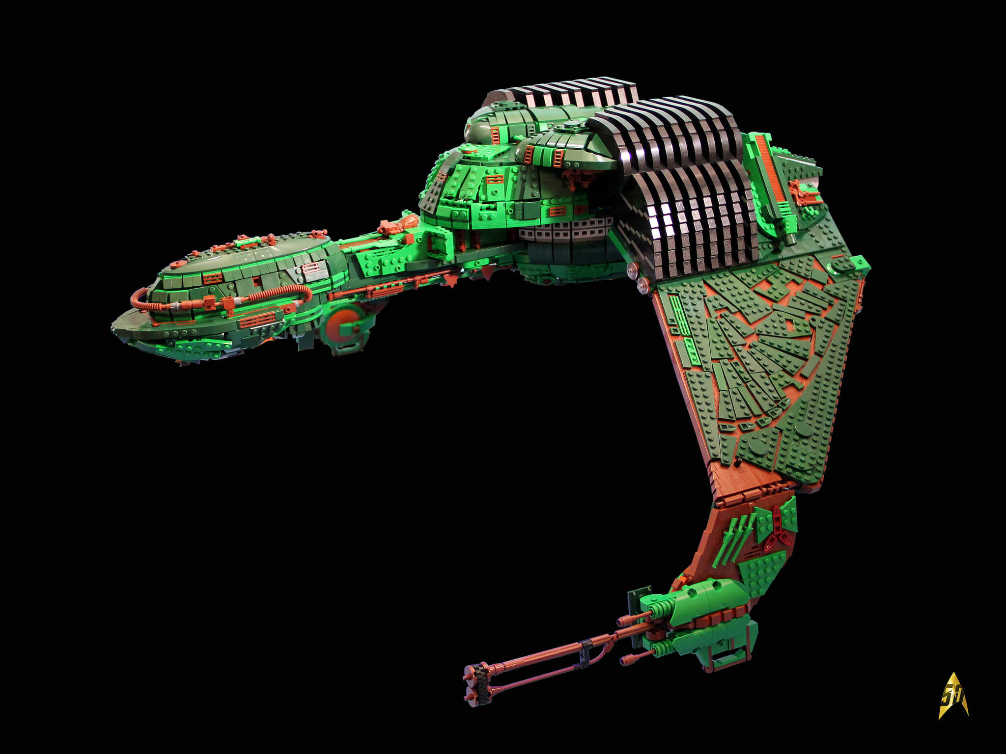 lego star trek bird of prey 6 (1)