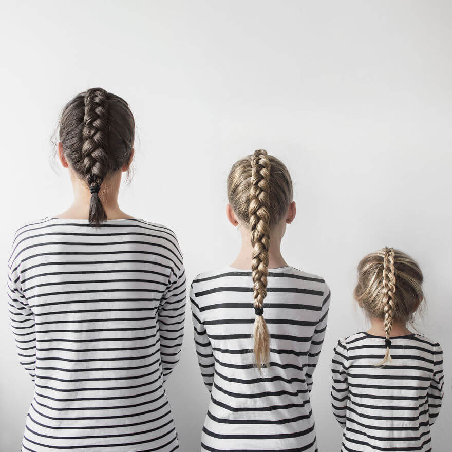 mother duaghter matching clothes photos 16 (1)
