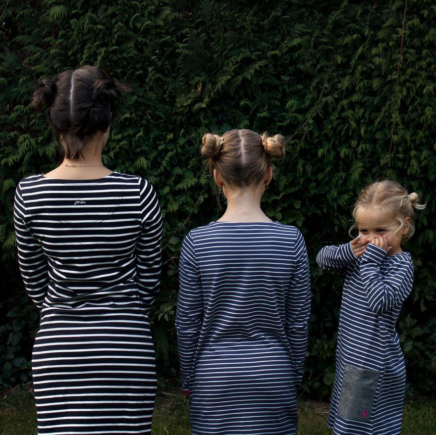 mother duaghter matching clothes photos 18 (1)