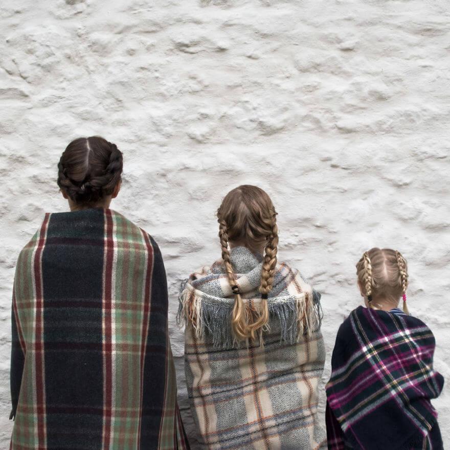 mother duaghter matching clothes photos 21 (1)