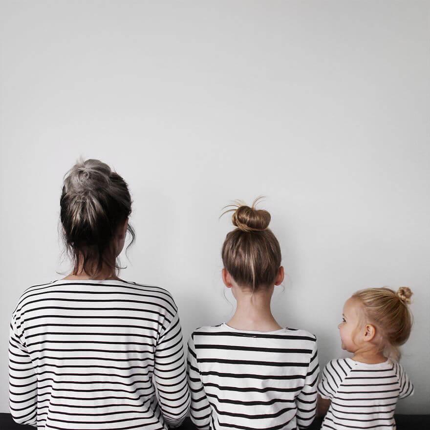 mother duaghter matching clothes photos 23 (1)