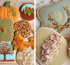 ornamental cookies feat