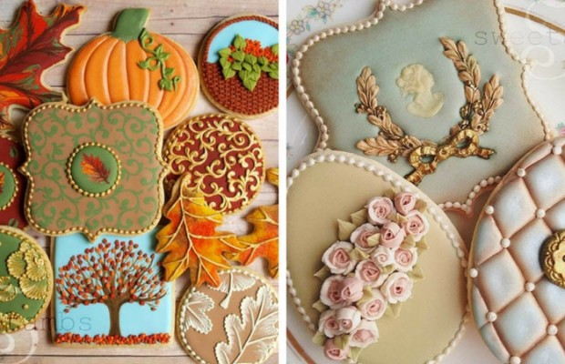 ornamental cookies feat