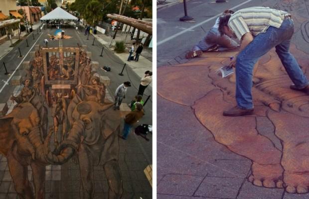 sarasota chalk festival feat