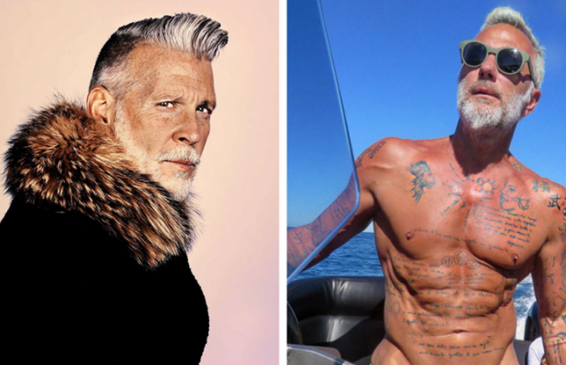 sexy older men feat 4