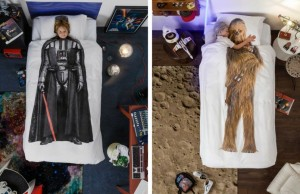 star wars bedding feat