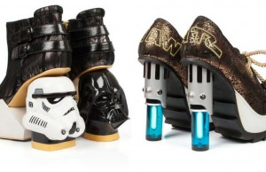 star wars shoes feat