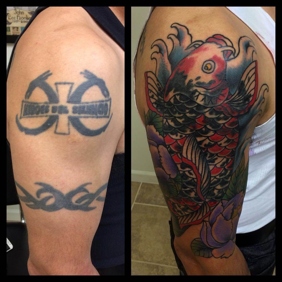 28 tattoo covers shanninscrapandcrap cover up for How to cover tattoos