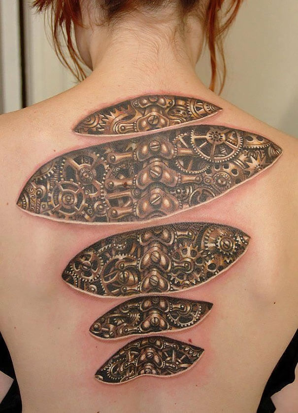 three dimentional tattoos 13 (1)