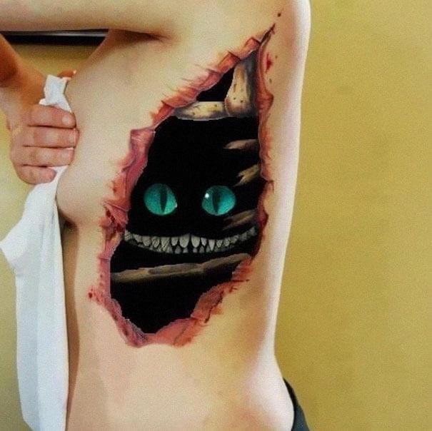 three dimentional tattoos 14 (1)