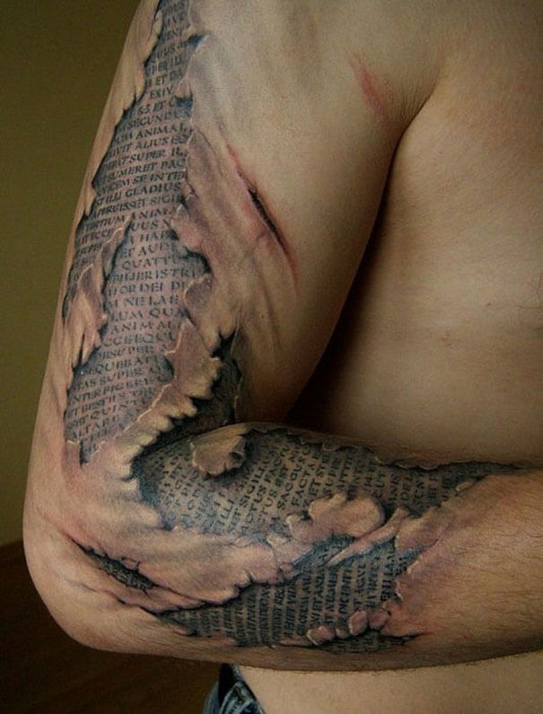 epic 3d tattoos - photo #21