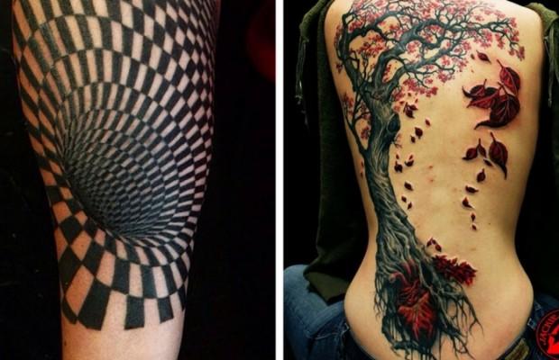 3d tattoos crazy feat