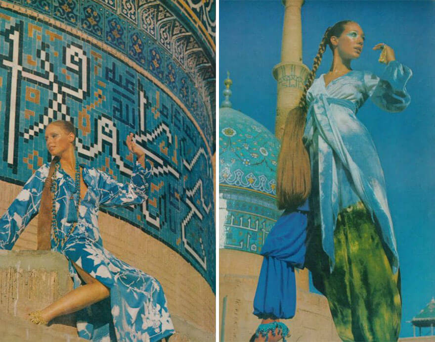 Iranian Women during 1970s 11 (1)