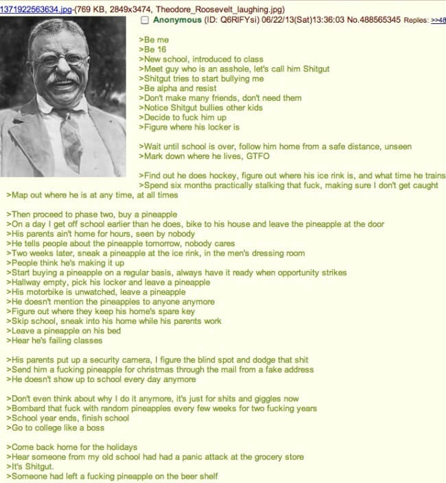 The 46 Best Of 4chan Threads You Never Knew You Needed To See