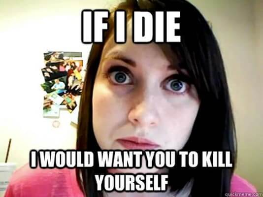 overly attached girlfriend meme 7 (1)
