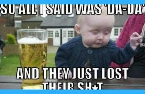 drunk baby meme feat