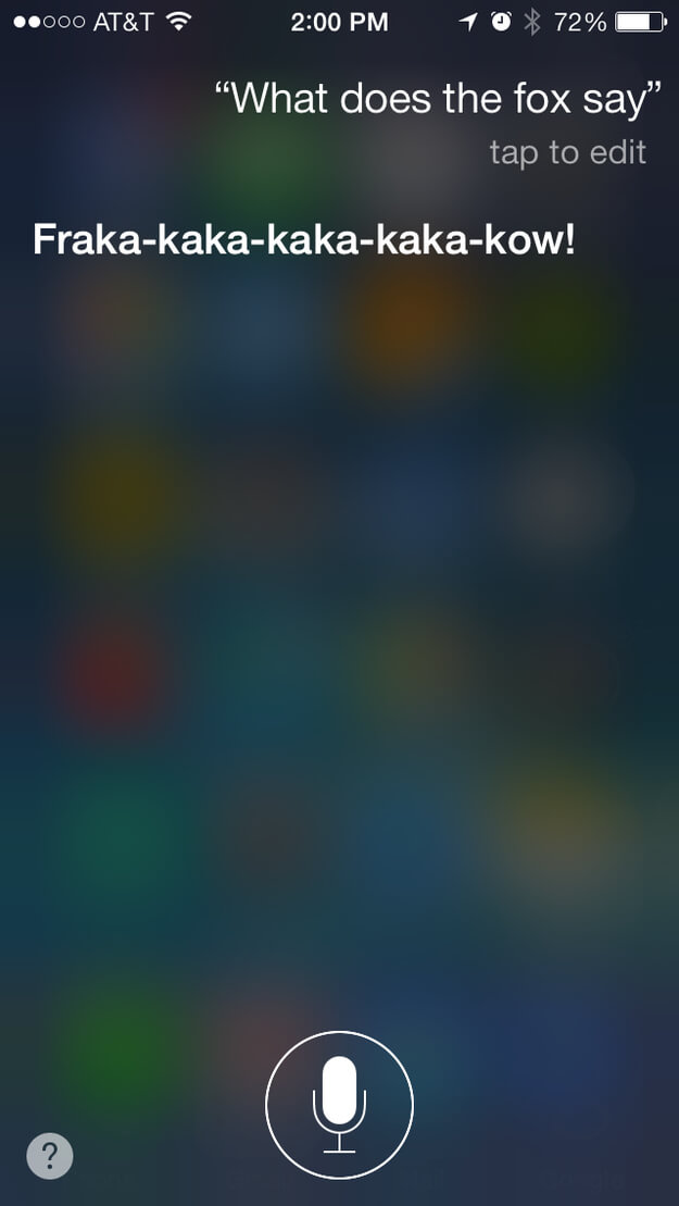 44 Funny Things To Ask Siri When You're Bored Out Of Your Mind