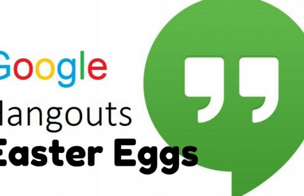 hangouts easter eggs 2019