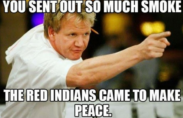 33 Gordon Ramsay Memes That Are So Bad We Called The Police