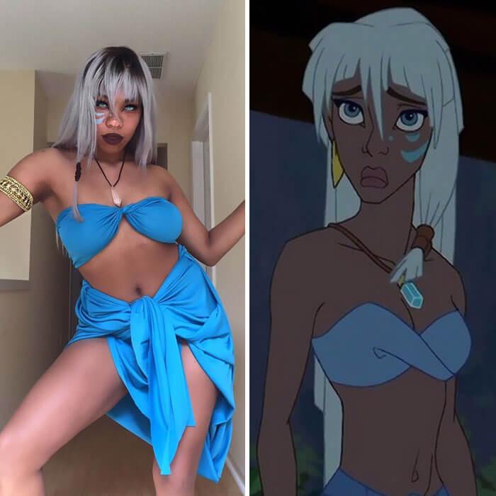 kiera please black girl cosplay 4 (1)