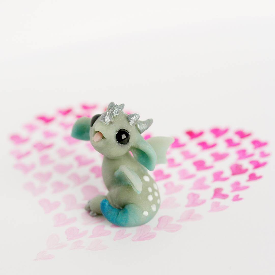 mijbilcreatures miniature mythical creatures (1)