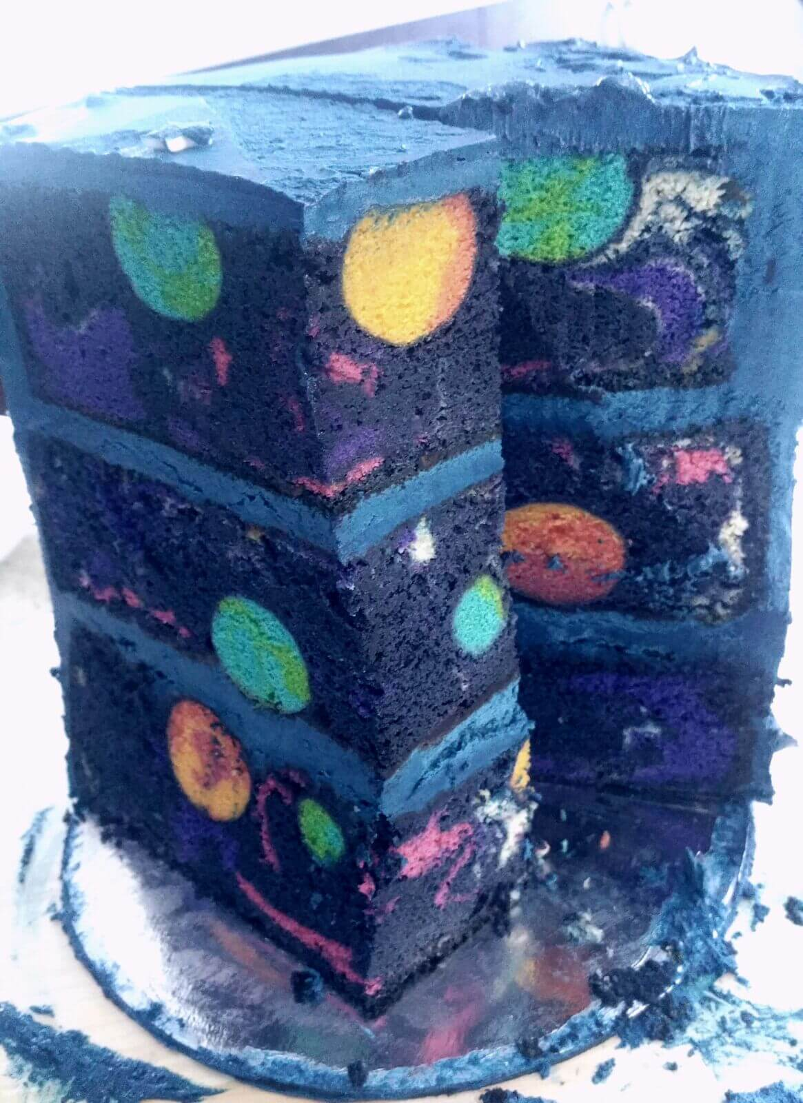 space themed cake 4 (1)