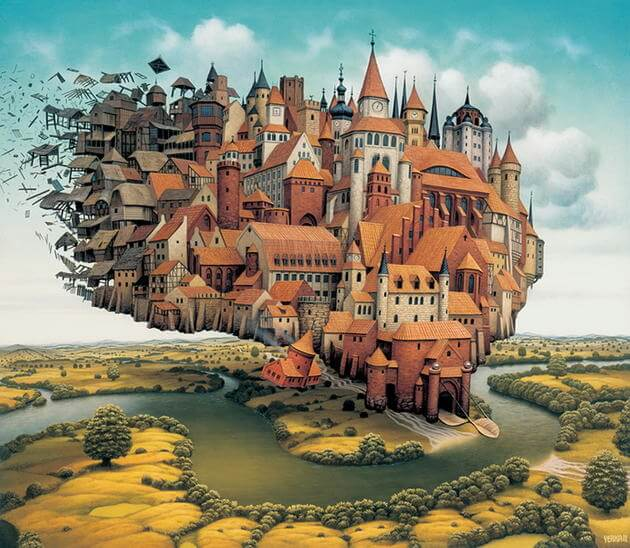 surreal paintings jacek yerka 11 (1)