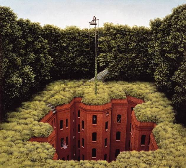 surreal paintings jacek yerka 12 (1)
