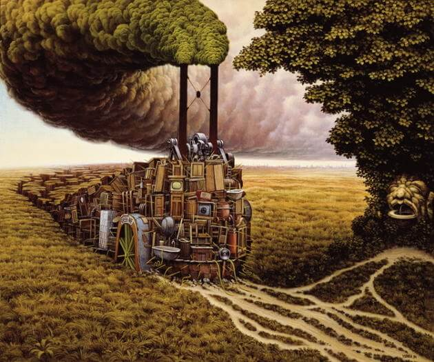 surreal paintings jacek yerka 13 (1)
