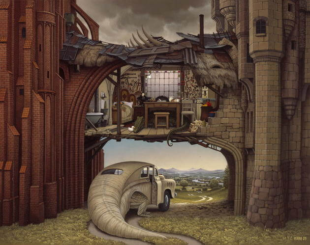surreal paintings jacek yerka 14 (1)