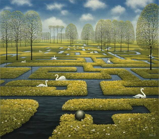 surreal paintings jacek yerka 16 (1)