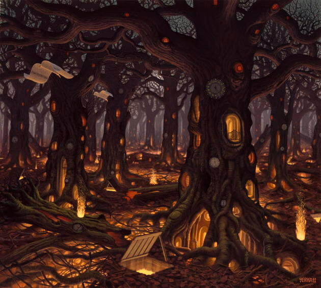 surreal paintings jacek yerka 17 (1)