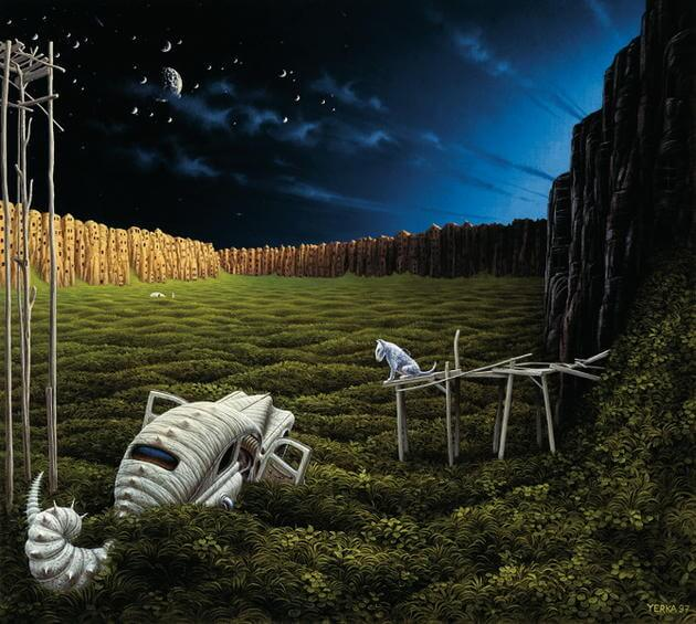 surreal paintings jacek yerka 18 (1)