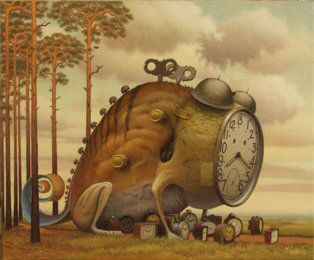 surreal paintings jacek yerka 19 (1)
