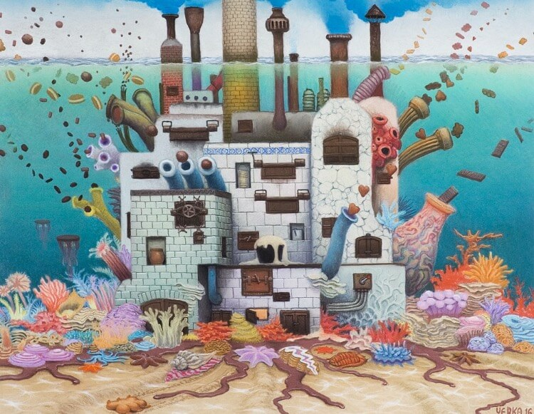 surreal paintings jacek yerka 2 (1)