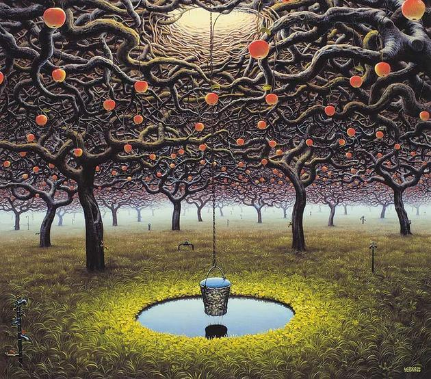 surreal paintings jacek yerka 22 (1)