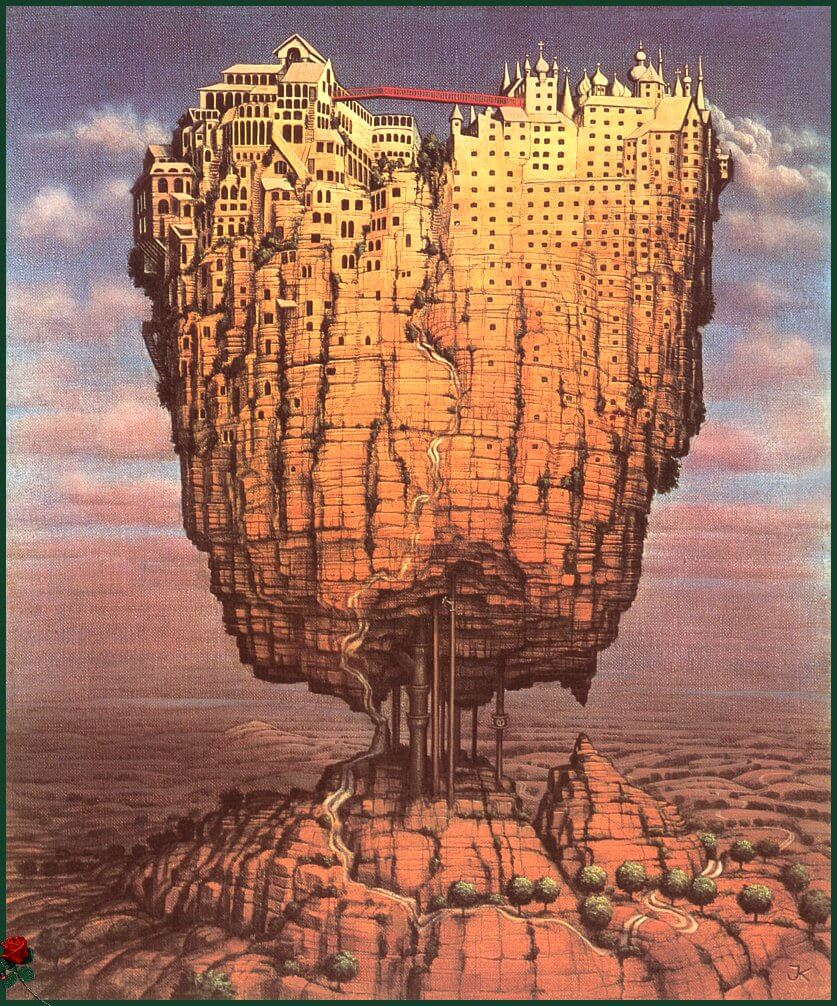 surreal paintings jacek yerka 5 (1)