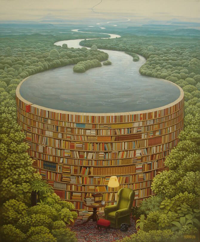 surreal paintings jacek yerka 6 (1)